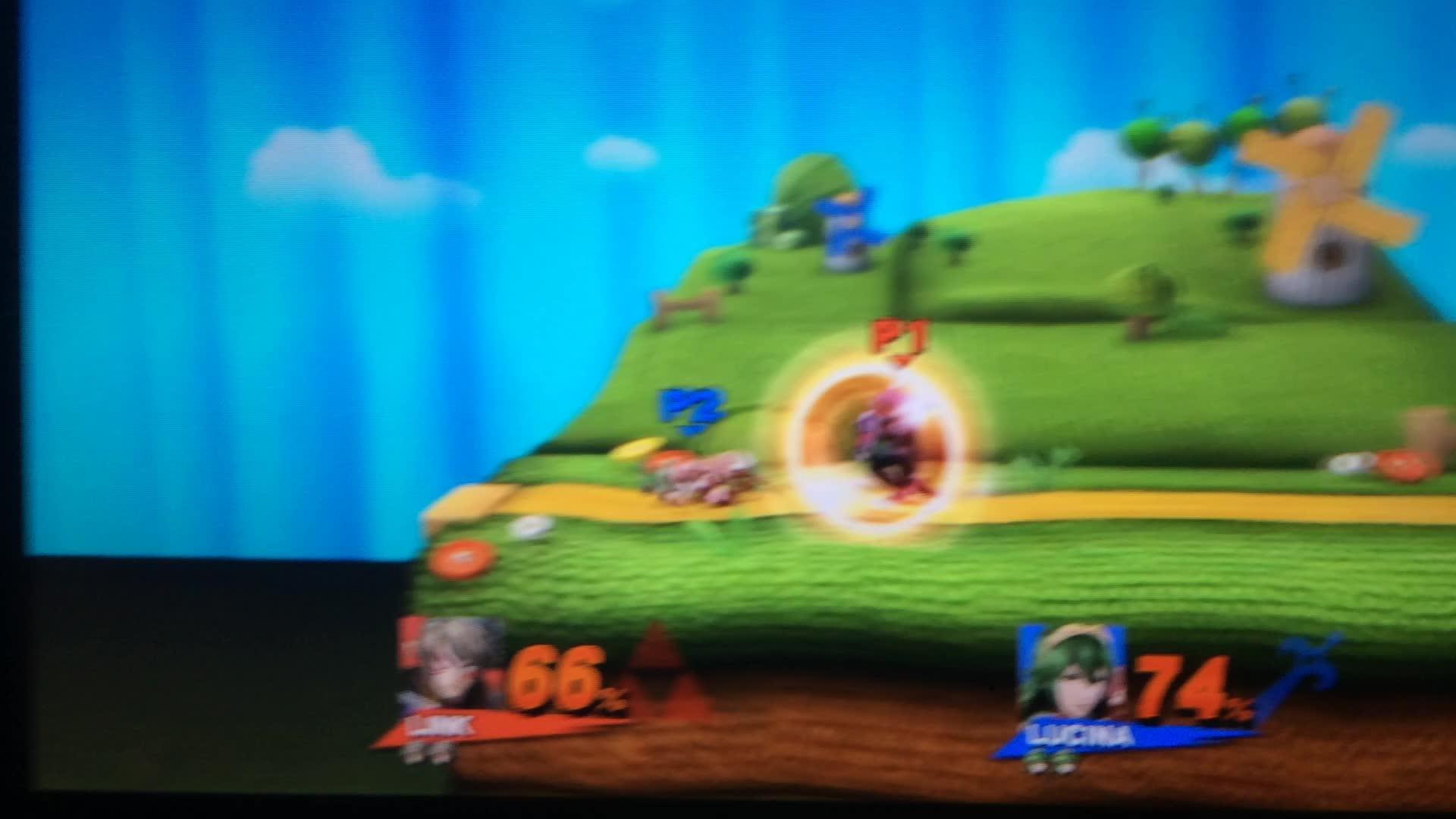 smashbros, Bomb Spike GIFs