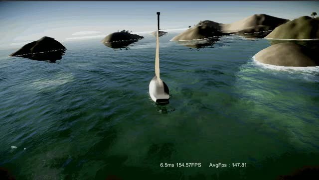 Watch and share Sailing GIFs and Unity3d GIFs by kptemre on Gfycat