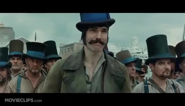 Watch and share Gangs Of New York GIFs and Bill The Butcher GIFs on Gfycat