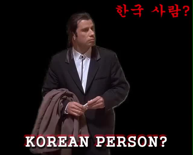 Watch and share John Travolta GIFs and Kpopgfys GIFs by The Angry Camel on Gfycat