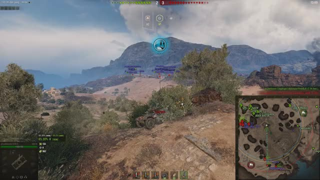 Watch and share WorldOfTanks 2019-03-01 20-03-16-992 GIFs by groundpounder1 on Gfycat