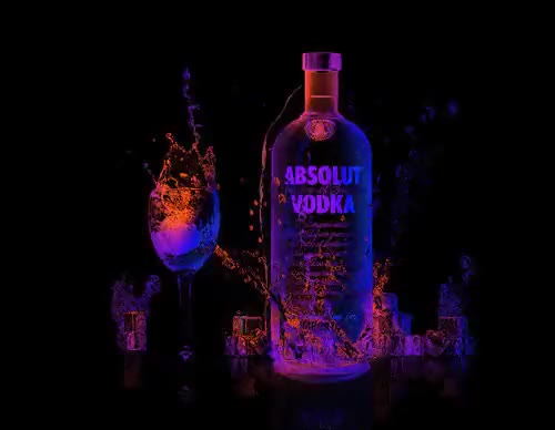 Watch and share Absolut Vodka GIFs and The Edm Scene GIFs on Gfycat