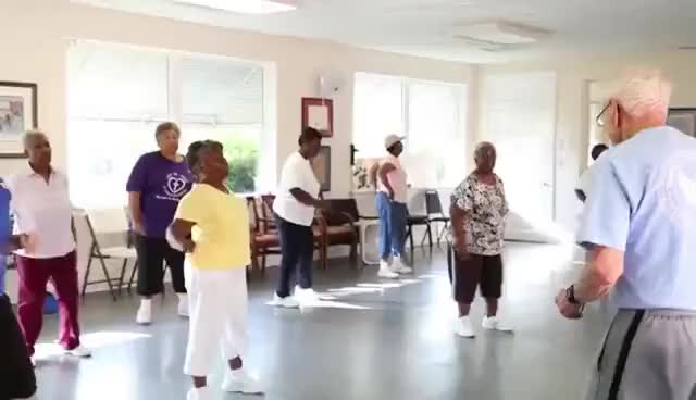 Watch and share Never To Old To Exercise! GIFs on Gfycat