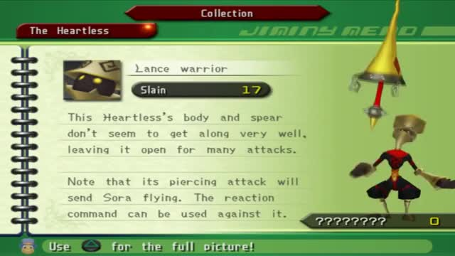 Watch Kingdom Hearts 2 Lance Warrior Heartless GIF on Gfycat. Discover more donald, goofy, kh2, sora GIFs on Gfycat