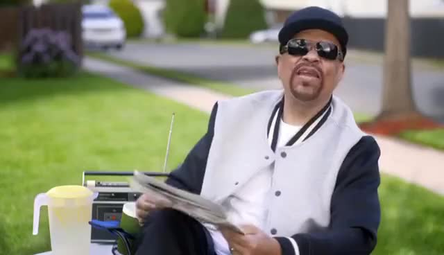 Watch and share Lemonade Not Ice T: It's Not Surprising - GEICO GIFs on Gfycat