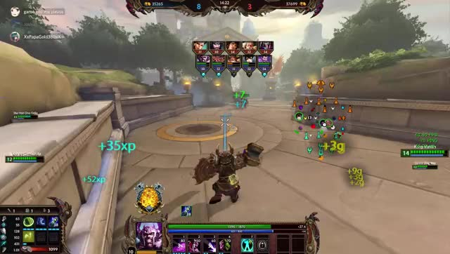 Watch and share Smite (64-bit, DX9) 2019-08-25 20-47-53 GIFs on Gfycat