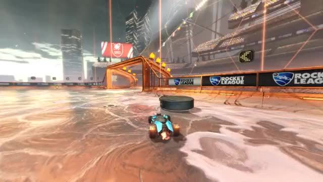 Watch Batmobile Power-Punch-Redirect GIF by m'No (@monotoxic) on Gfycat. Discover more Rocket League, rocketleague, snowday GIFs on Gfycat