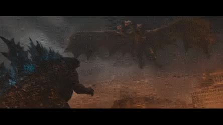 Watch and share Giant Monsters GIFs by Jose Luis Moral on Gfycat