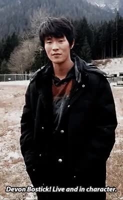 Watch and share Christopher Larkin GIFs and How Cute Is That GIFs on Gfycat