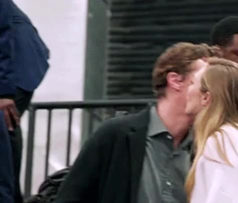 Watch Benedict Kiss GIF by @winstonchurchillin on Gfycat. Discover more Benedict Cumberbatch, benedict gif, blonde, girl, kiss GIFs on Gfycat