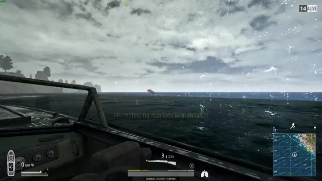 Watch and share Pubg Boat GIFs and Pubg Solo GIFs by Wub on Gfycat