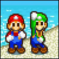 Watch and share Mario animated stickers on Gfycat