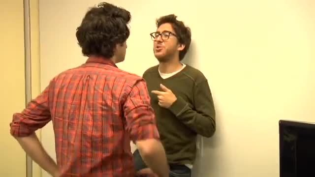 jakeandamir, Private Eye Part 1 (Jake and Amir w/ Ben Schwartz) (reddit) GIFs