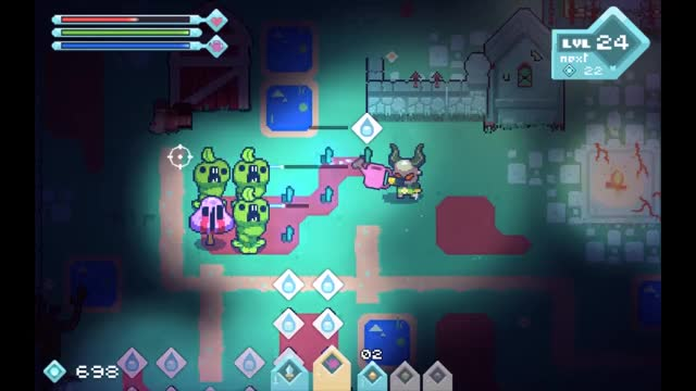 Watch Dark Soil GIF by Quality Free Games (@quality-free-games) on Gfycat. Discover more arcade, dark soil, gardening, hack and slash, ludum dare 41, ludumdare, pixelart, quality free games, roguelike GIFs on Gfycat