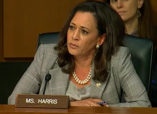 after, aha, gen, harris, jeff, kamala, kamala harris, politics, sen, sessions, sure, yeah, yes, Sen. Kamala Harris  GIFs