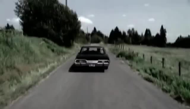 Watch Chevy Impala - Supernatural GIF on Gfycat. Discover more impala, supernatural GIFs on Gfycat