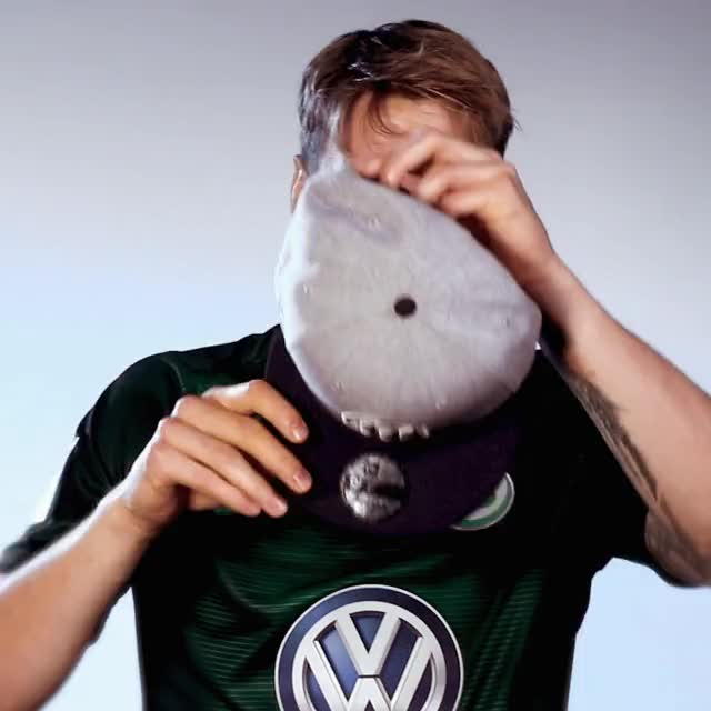 Watch and share 9 Cap GIFs by VfL Wolfsburg on Gfycat