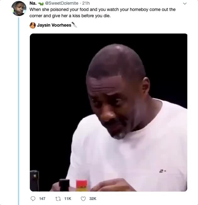 Watch and share Idris Elba GIFs and Nollywood GIFs by Magellan (MGLLN) on Gfycat