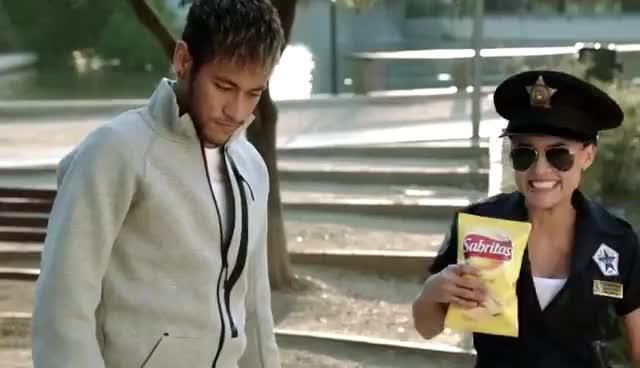neymar, NEYMAR  SABRITAS GIFs