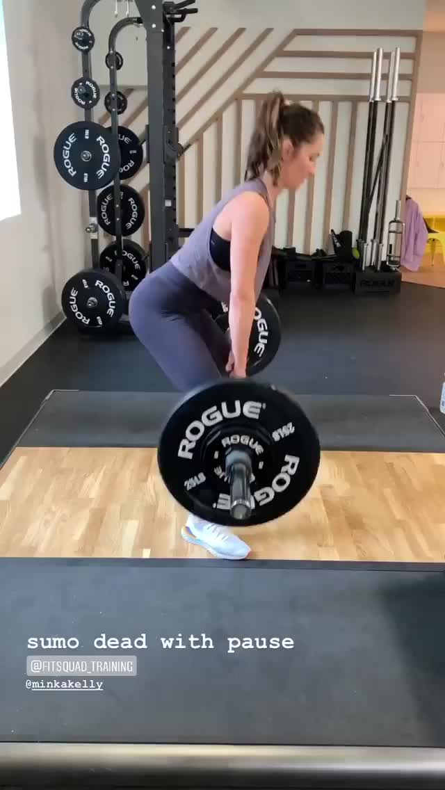 Watch and share MInka Kelly Working Out Sept 10 Video 1 GIFs on Gfycat