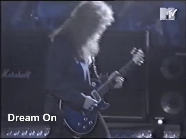 Dream On Aerosmith GIF   Find, Make & Share Gfycat GIFs