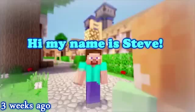 Watch and share If Steve And Alex Got Married - Minecraft GIFs on Gfycat