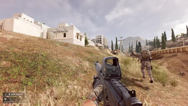 Watch and share Throwing Frag GIFs by Ragwolf on Gfycat