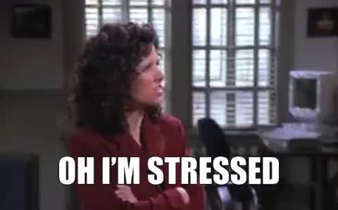 Watch this i'm stressed GIF by Pakalu Papito (@entfanatic) on Gfycat. Discover more i'm stressed, jerry seinfeld, seinfeld, stressed GIFs on Gfycat