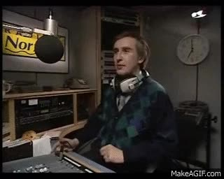 Watch and share Im Alan Partridge - Scum, Sub Human Scum GIFs on Gfycat