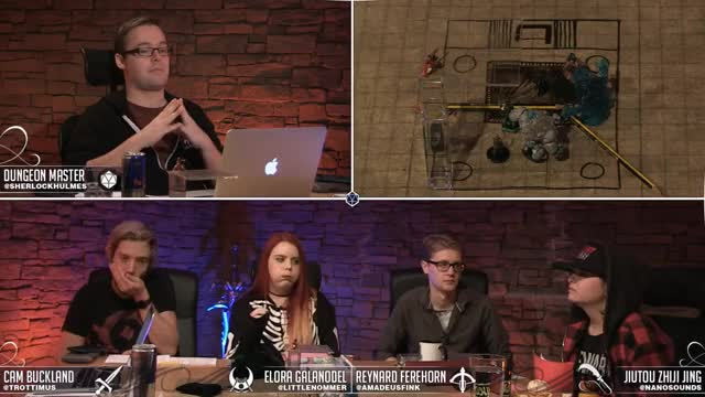 Yogscast Playing Dungeons & Dragons - Twitch Clips
