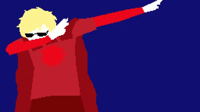 Watch and share Main-image-Dave Strider Dabbing (homestuck Gif) By TemplisCarcino GIFs on Gfycat