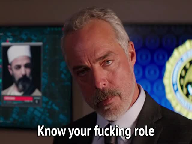 Watch and share Know Your Place GIFs and Titus Welliver GIFs by MikeyMo on Gfycat