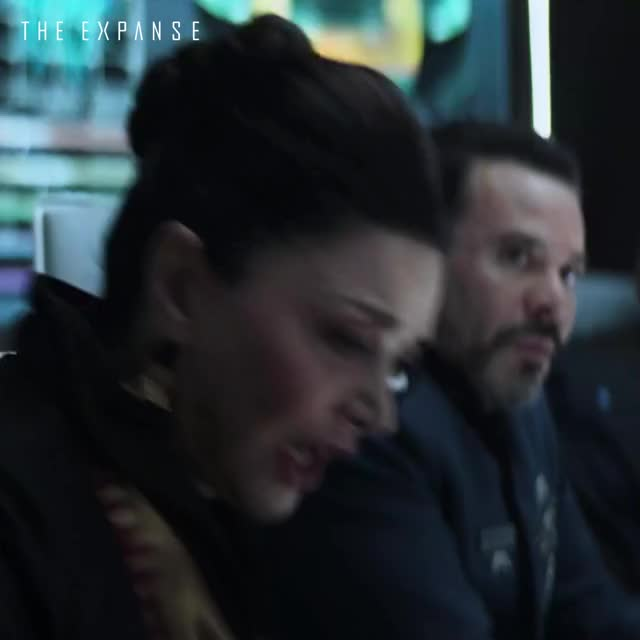 Watch and share I Will Not Be A Part Of This, Chrisjen Avasarala - The Expanse GIFs by Shohreh Aghdashloo on Gfycat