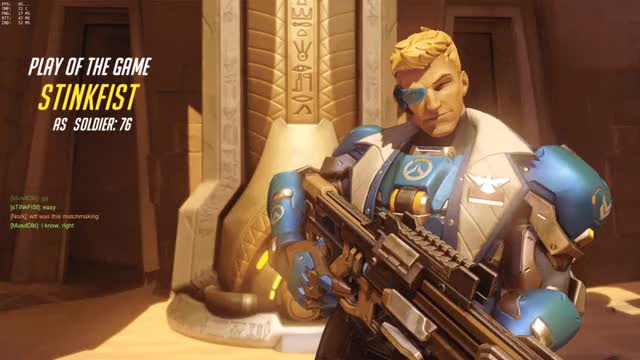 Watch and share Soldier 76 GIFs and Overwatch GIFs by cyandie on Gfycat