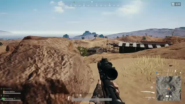 Watch this GIF by Xbox DVR (@xboxdvr) on Gfycat. Discover more Macho Nihilism, PLAYERUNKNOWNSBATTLEGROUNDS, PUBATTLEGROUNDS, pubg, xbox, xbox dvr, xbox one GIFs on Gfycat