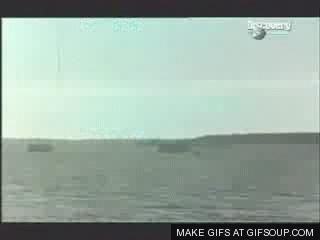 Underwater explosion GIFs