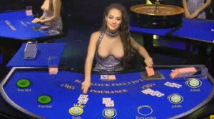 Watch ToplessCasino.com Blackjack GIF by @noc on Gfycat. Discover more related GIFs on Gfycat