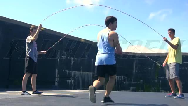 Watch and share Double Dutch GIFs and Jump Rope GIFs by Devin Meek on Gfycat