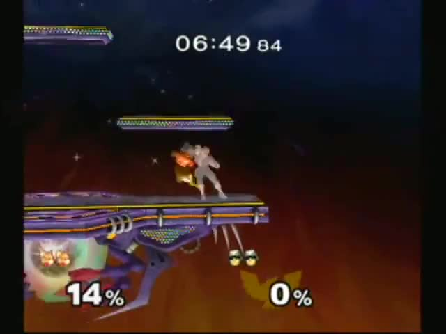 Watch Reverse edgeguard x2 GIF by Benjamin L. (@chowmeinpie) on Gfycat. Discover more smashgifs GIFs on Gfycat