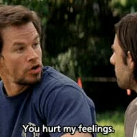 Watch did i hurt your feelings GIF on Gfycat. Discover more mark wahlberg GIFs on Gfycat