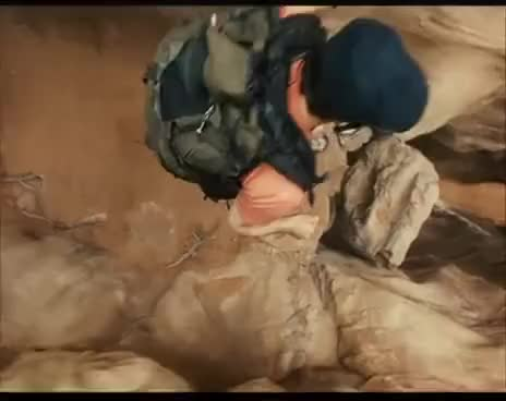 Watch and share 127 Hours 4 GIFs on Gfycat