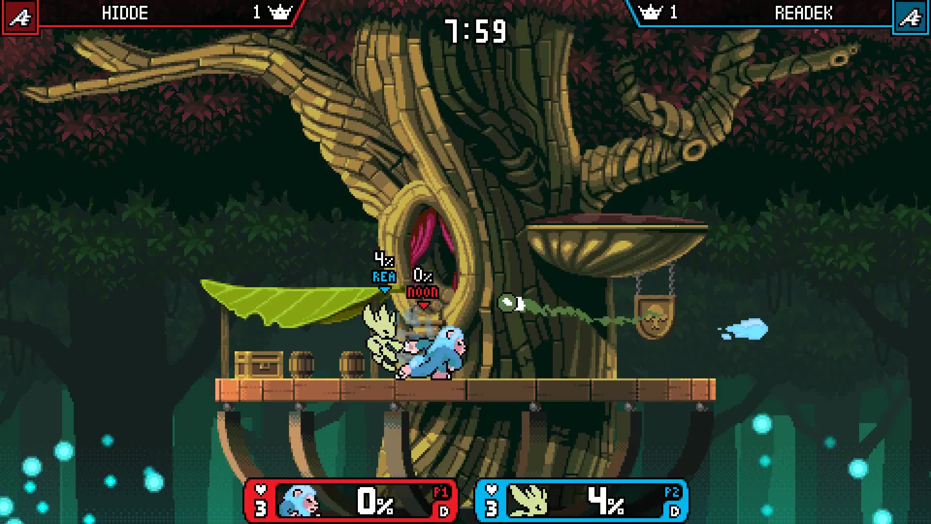 rivalsofaether, quick kill GIFs