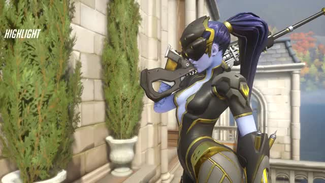 Watch and share Widow 18-01-25 22-25-27 GIFs on Gfycat