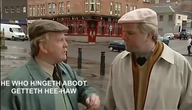 Watch Still Game Flittin S1 E1 GIF on Gfycat. Discover more related GIFs on Gfycat