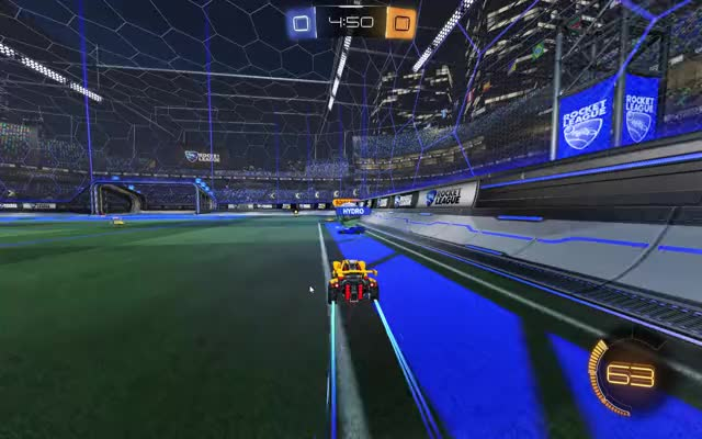 Watch Rocket League (32-bit, DX9, Cooked) 2 15 2019 1 54 17 PM GIF by Fnordy (@fnordy) on Gfycat. Discover more RocketLeague GIFs on Gfycat