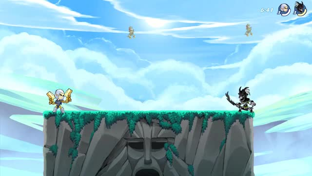 Watch and share Brawlhalla GIFs by Red on Gfycat