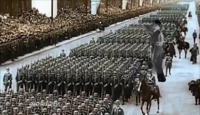 Watch Adolf Hitler - Shooting Stars GIF on Gfycat. Discover more related GIFs on Gfycat