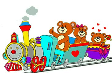 Watch and share Train animated stickers on Gfycat
