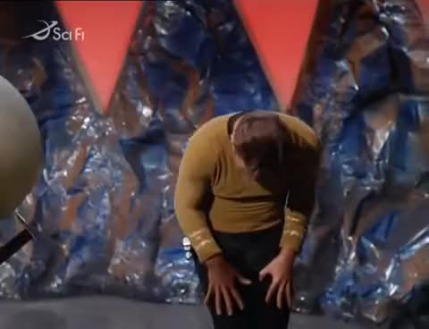 Watch and share Captain Kirk GIFs and Star Trek GIFs on Gfycat