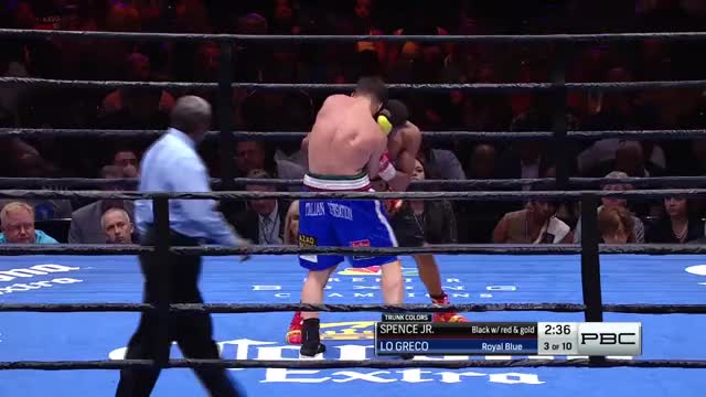 Watch Errol Spence - Phil Lo Greco GIF on Gfycat. Discover more boxeo, boxing, errol spence, nyrkkeily GIFs on Gfycat